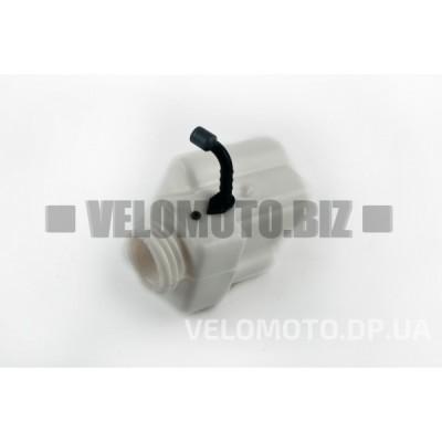 Бак топливный б/п для Stihl MS 180 (+ патрубок, фильтр) FORESTER