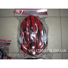 Шлем MS 0033 Красный