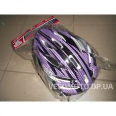 Шлем MS 0033 Сиреневый