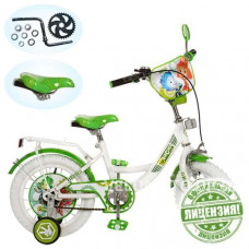 Велосипед детский FX 0034 W Фиксики 12