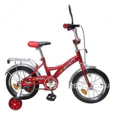 Велосипед детский Profi  12 P1231 красный