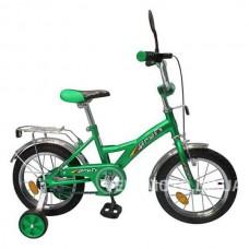 Велосипед детский Profi  12 P1232 зеленый