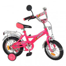 Велосипед детский Profi  12 P1234 розовый