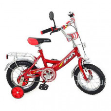Велосипед детский Profi  12 P1241 красный