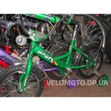 Велосипед детский Profi  12 P1242 зеленый