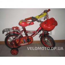 Велосипед детский FORT Jungle 12 (красный)