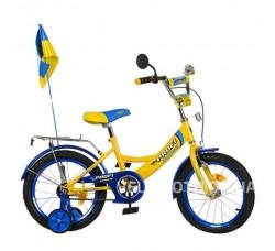 Велосипед детский PROFI UKRAINE P 1449 UK-2 14