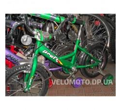 Велосипед детский Profi 14 P1442 зеленый
