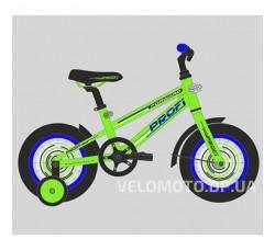 Велосипед детский PROF1 14Д. T1472 Forward (салатовый)