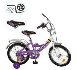 Велосипед детский PROFI P 1648A (американка)