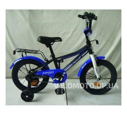 Велосипед детский PROF1 16Д. Y16101 Top Grade (черный)