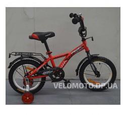 Велосипед детский PROF1 16Д. T1631 Racer (красный)