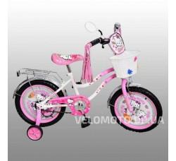 Велосипед детский Profi Hello Kitti 16 P1663 H-B