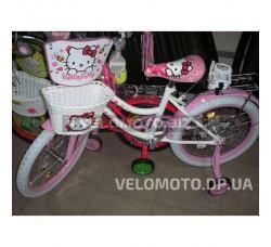 Велосипед детский Profi Hello Kitti 16 P1663 H-W