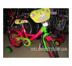 Велосипед детский Profi miss Butterfly 16 P1651 F-B