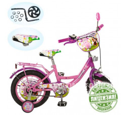 Велосипед детский PROFI Лунтик 16 LT0052-02