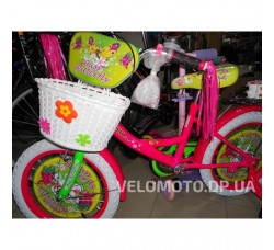 Велосипед детский PROFI P1851 F-W miss Butterfly