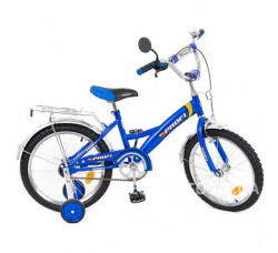 Велосипед детский PROFI Р1833 синий
