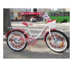 Велосипед детский PROFI UKRAINE  P 2059UK-2 20