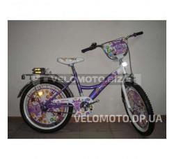 Велосипед детский PROFI Лунтик 20 P2033 LT