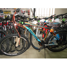 Велосипед 27,5 CROSSRIDE MADMAN MTB