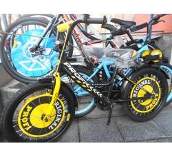 Велосипед детский PROF1 20Д. Y2043 Original boy (черно-желтый)