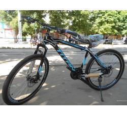 Велосипед TITAN Street 26″ NEW 2018 (черно-синий)