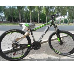 Велосипед Titan XC2617 26″ NEW 2018 (чёрно-зелёный)