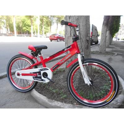 """Велосипед детский 20"""" Royal Sport (красный)"""