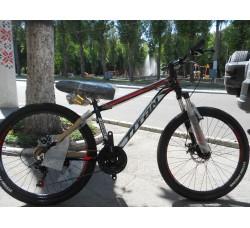 Велосипед Titan XC2618 26″ NEW 2018 (чёрно-красный)