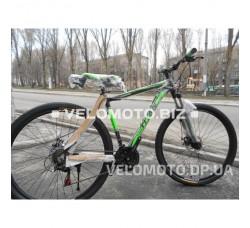 Велосипед Titan Scorpion 29″ NEW 2018 (чёрно-зеленый)