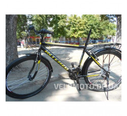 Велосипед Intenzo Olimpic AM 26 (амортизированная вилка)
