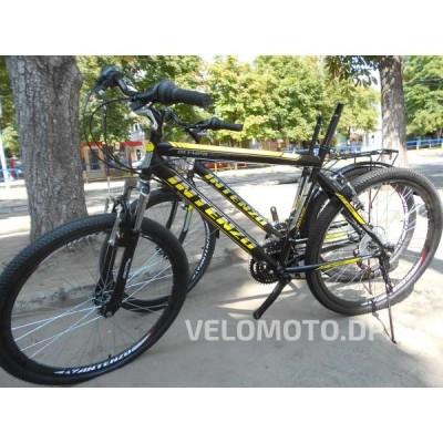Велосипед Intenzo Olimpic AM 26 NEW (амортизированная вилка)