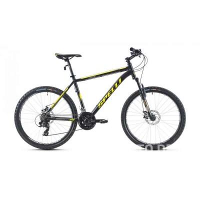 "Велосипед Spelli SX-2000 MAN Disk 26"" механика 2018"