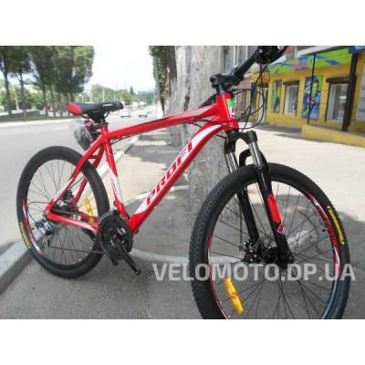 Велосипед 26д. G26MODERN A26.1 красный
