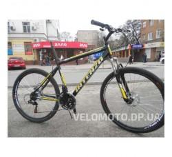Велосипед Intenzo Legion 26 (черно желтый матовый) РАСПРОДАЖА!!!