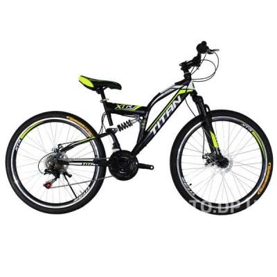 Велосипед TITAN Panther 26″ (disc brakes) NEW 2018