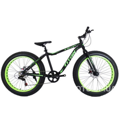 Велосипед TITAN Stalker 26″ (FatBike) NEW 2017