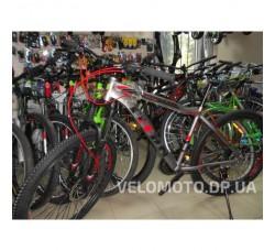 Велосипед TITAN Extreme 26″ NEW 2017 (серый)
