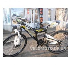Велосипед TITAN Panther 26″ (disc brakes) NEW 2018 (чёрно-желтый)