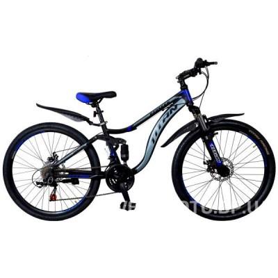 Велосипед Titan Pioneer 26″ NEW 2018