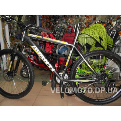 Велосипед Avanti Meteorite Disk 26