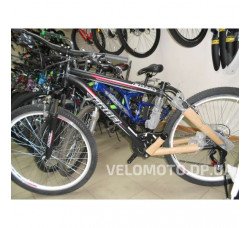 Велосипед Profi Elite 26 черный