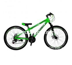 Велосипед TITAN Forest 26″ NEW 2018 (салатовый)