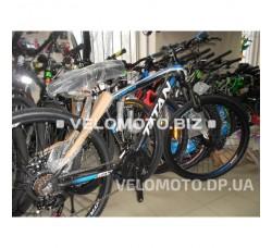 Велосипед TITAN Scorpion 26″ NEW 2018 (чёрно-синий)