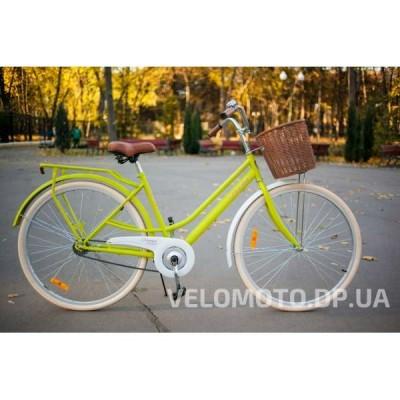 "Велосипед 28"" DOROZHNIK COMFORT FEMALE 2016 (Чехия)"