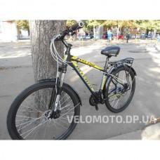 Велосипед 26 Intenzo Vector Disk NEW (с багажником)