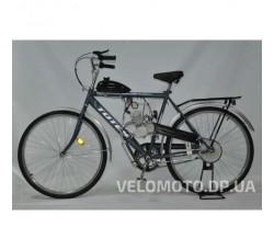 """Велосипед 28"""" TOTEM с двигателем (внутреннего сгорания)"""