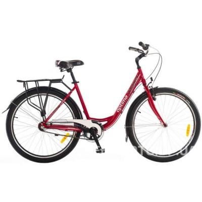 Велосипед Optima 26 Vision planetary hub 3 скорости