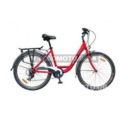 "Велосипед Оптима Vision 26"" 7 Скоростей 2018"